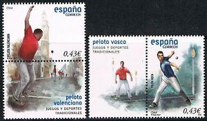 CF4226-Espana-2008-Serie-Juegos-pelota-valenciana-y-vasca-UNC