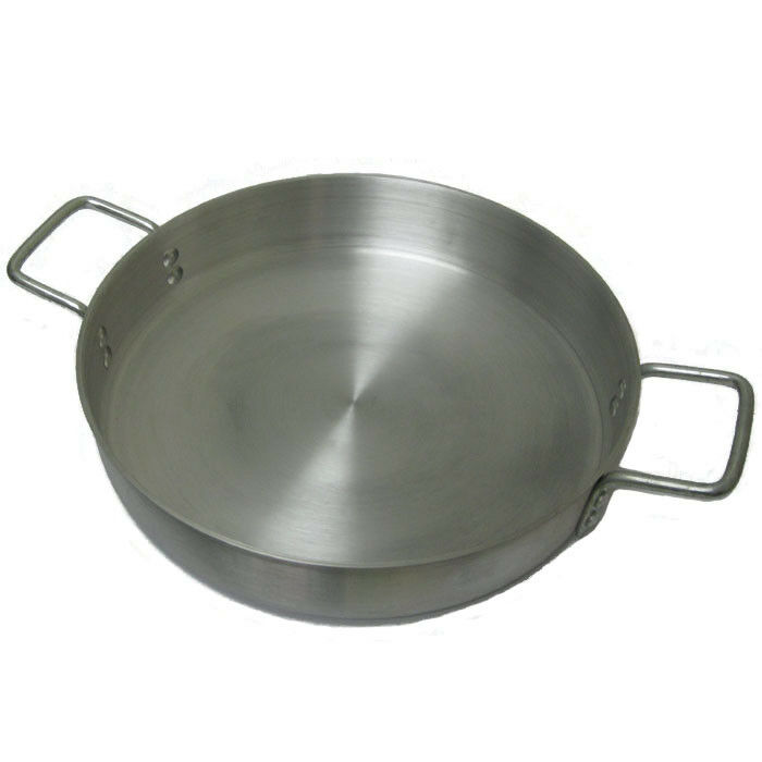 Cooking-Aid Aluminum Saute Pan, Made in USA