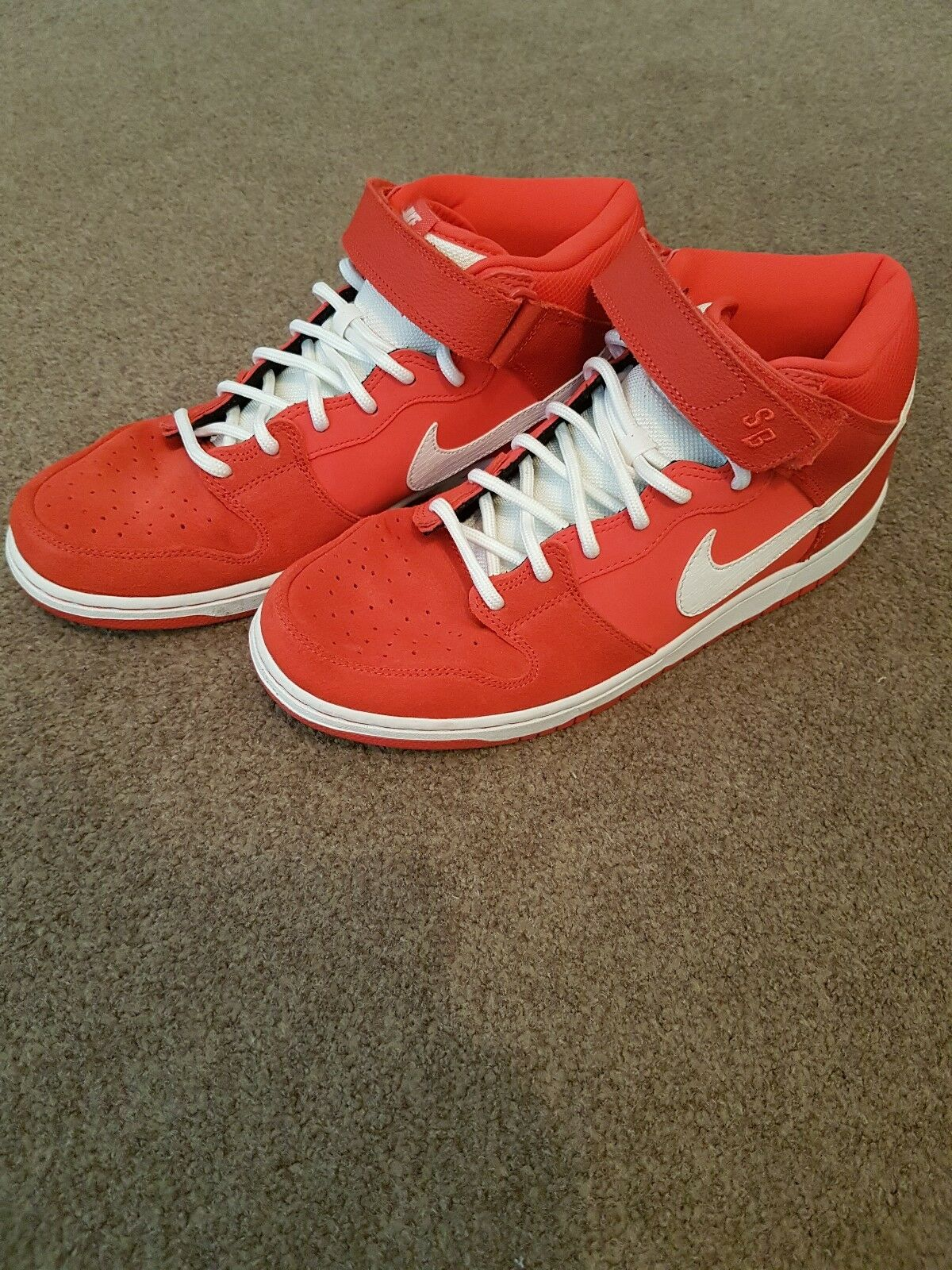 Mens Nike Zoom Air SB high Tops10