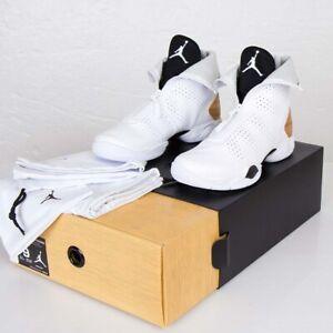748235a7c4a1 2014 Nike Air Jordan XX8 28 SYN Bamboo SZ 9.5 Crescent City White OG ...