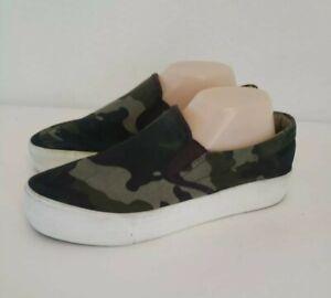 shoes Flats Camo Size 8.5 Canvas | eBay