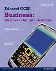 Edexcel GCSE Business: Business Communications: Unit 4 by Andrew Ashwin, Nicola Walker (Paperback, 2009)