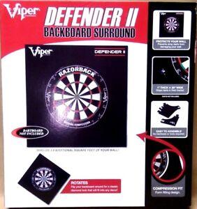 Viper-Defender-2-Dartboard-Surround-Original-Wall-Protector-w-FREE-Shipping