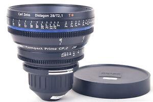 Mint-Carl-Zeiss-Compact-Prime-CP-2-Distagon-28-T2-1-T-Cine-Lens-PL-Mount