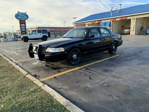 2008 Ford Crown Victoria P71
