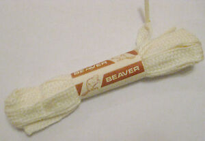 Ivory-White-Flat-Sports-Boot-Trainer-Laces-140-cm-LONG-12mm-WIDE