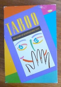 TABOO-The-Game-of-Unspeakable-Fun-Complete