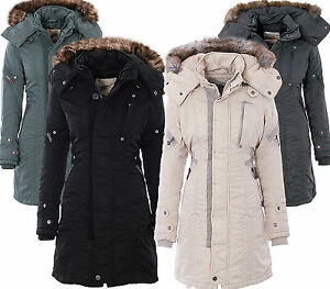Winter coat parka – Modern fashion jacket photo blog