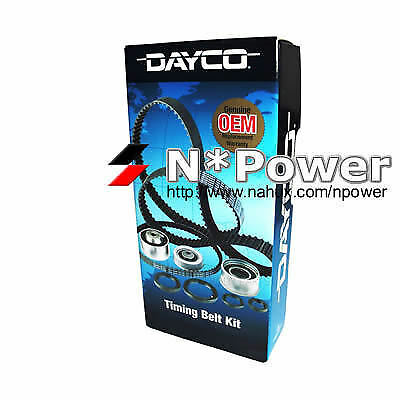 DAYCO TIMING BELT KIT VOLKSWAGEN TRANSPORTER 2.0 4CYL 8V T5 AXA 0410