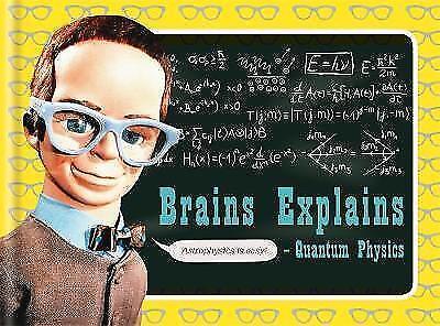 1 of 1 - Brains Explains Quantum Physics (Thunderbirds), Still, Dr Ben, Good Book