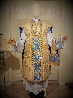 Brand New Custom Order Roman Chasuble Low Mass Set | eBay