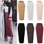 Muslim-Thick-Skirt-Bodycon-Slim-High-Waist-Stretch-Long-Maxi-Women-Pencil-Skirts thumbnail 11