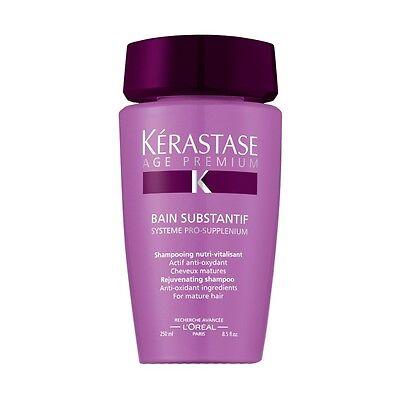 KERASTASE AGE PREMIUM BAIN SUBSTANTIF 8.5 oz/ 250 ml