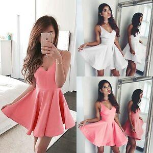 Fashion-Women-Summer-Casual-Sleeveless-Party-Evening-Cocktail-Short-Mini-Dress