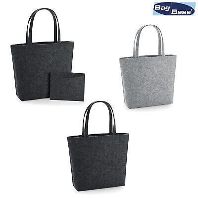 Abile Bagbase Feltro Shopper Bg721-mostra Il Titolo Originale