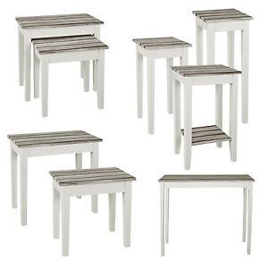 beistelltisch konsole tisch blumentisch mod t147 weiss. Black Bedroom Furniture Sets. Home Design Ideas