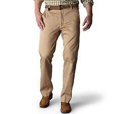 Dockers Men's Size 34 x 29 New British Khaki Slim Fit Flat Front Pants NEW