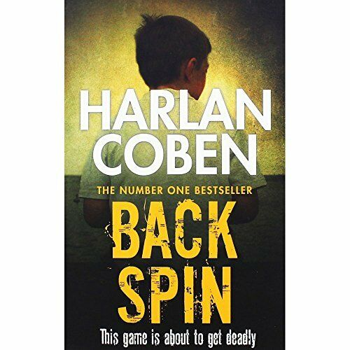Back Spin Harlan Coben