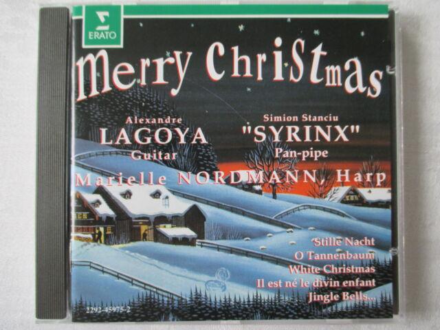 Merry Christmas - Lagoya - Syrinx - Nordmann - CD
