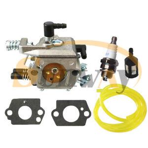 Carburateur-et-Tuyau-Filtre-pour-Tronconneuse-Chinoise-5200-4500-5800-52-45-58cc