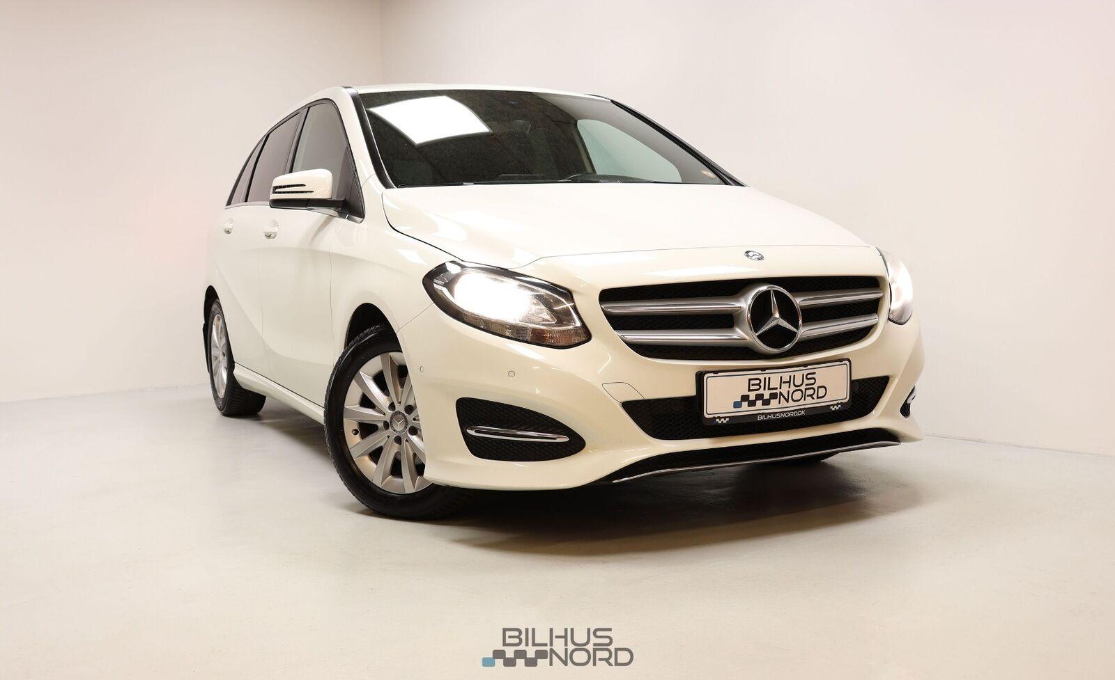 Mercedes B180 d 1,5  5d