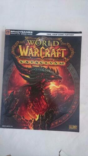 1 of 1 - World of Warcraft - Cataclysm-   Signature Series  Guide - Brady PC + Mac