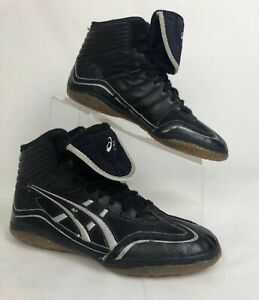 half off 58eb4 1448c Image is loading Vintage-Asics-JY302-Wrestling-Shoes-Mens-US-Size-