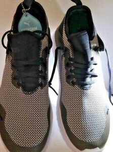 f72b6582ad Details about PUMA Men's Pacer Next Cage GK Sneaker Black/Black, Size 10