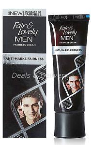 NEW-Fair-and-Lovely-Men-Anti-Marks-Fairness-Face-Cream-FOR-MEN-50g