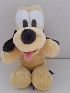 VINTAGE Disney, Pluto, giocattolo morbido peluche.