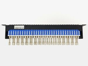 Canare 32MD-ST Mid-Size Video Patchbay (1 RU)