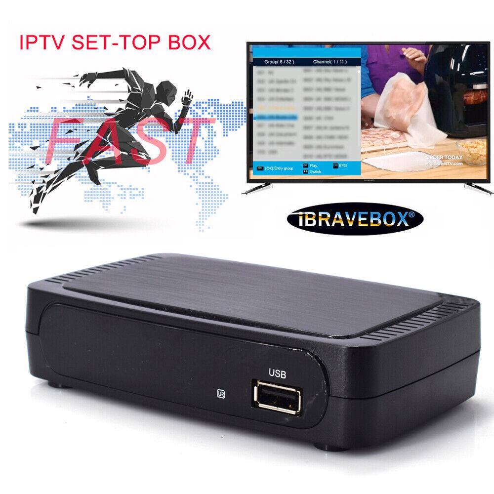 Wonderbaarlijk convenient Internet TV Set-top Box M258 IPTV HD HD HD TV Box MW-91