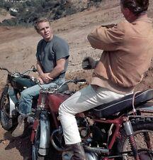 (3) 8x10 Print Steve McQueen The Great Escape 1963 #SM64