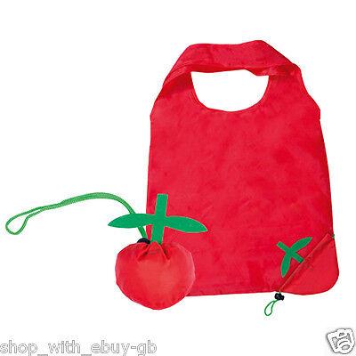 Leicht Faltbar Wiederverwendbar Lebensmittel Fruit Tragetasche Einkaufstasche