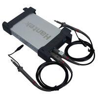 Hantek 6022BE 2CH Channel USB Auto Digital Oscilloscope 20MHz Bandwidth UK Stock