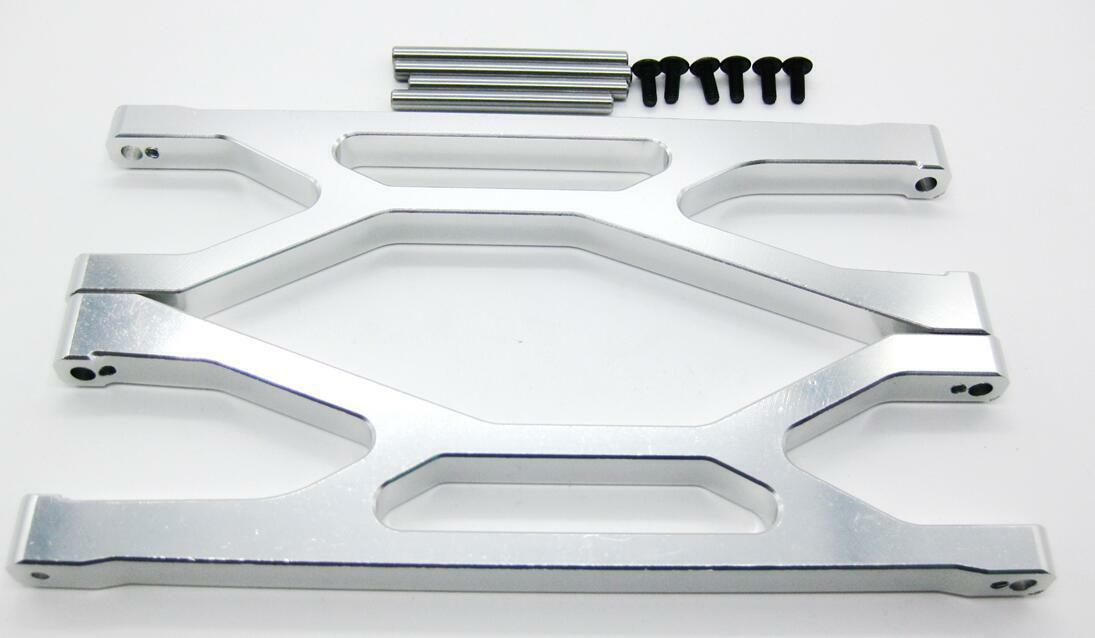 Front Front Front  Rear Upper Suspension Arm L&R A-Arm 7729 CNC For Rc CarTraxxas X-MAXX 1 5 052449