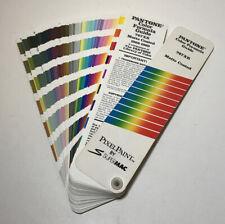 Pantone Color Formula Guide 747xr Matte Coated 1988 1989 Pixel Paint S Supermac
