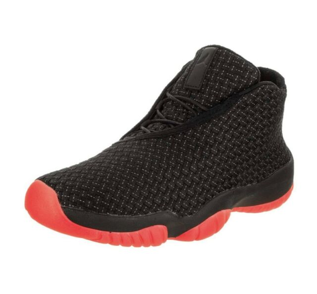 various colors 073e7 a98a7 AIR JORDAN FUTURE PREMIUM BLACK INFRARED 23 NEW SIZE 8.5