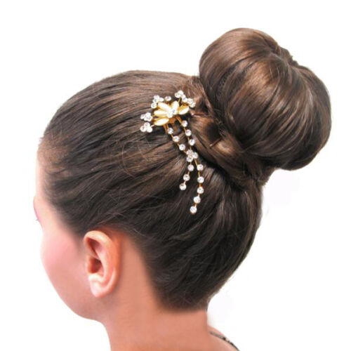 Wedding Hair Combs Crystal Bridesmaid Accessories Slides Clips Head Pieces Prom