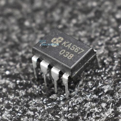 10PCS KA567 567 DIP-8 Touch Tone Decoder Encapsulation IC NEW
