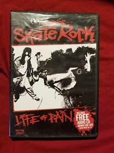 Thrasher Skate Rocker Life of Pain DVD RARE NO CD - Deutschland - Thrasher Skate Rocker Life of Pain DVD RARE NO CD - Deutschland