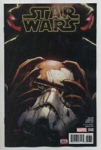 STAR-WARS-48-MARVEL-comics-NM-2018-Gillen-Larroca-JUST-1-MORE-LEFT