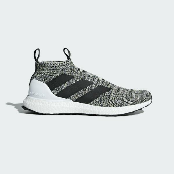 Adidas Ace 16+ Pure Pure Pure Control Ultra Boost Green Multi-color Men's shoes AC7749 c7f6f7