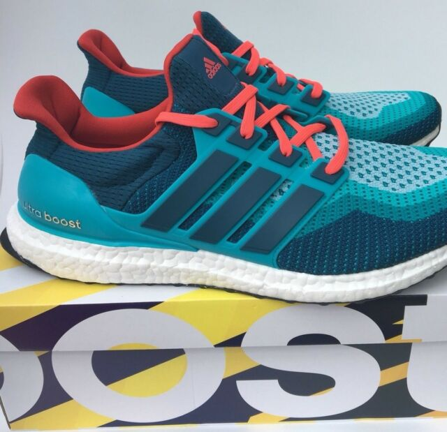 910cd750a4d3c Adidas Ultra Boost M 2.0 Running Shoes AQ4005 UK 12 Primeknit Brand New In  Box