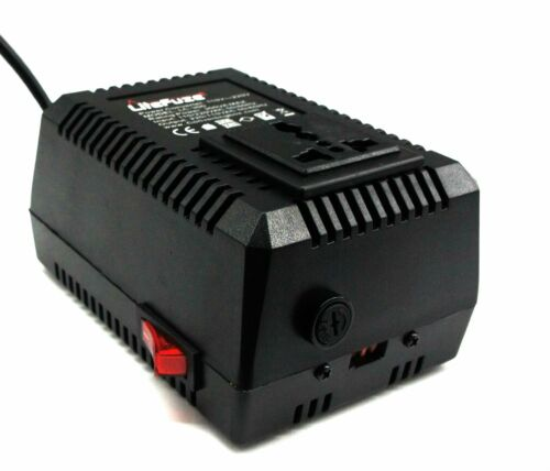 LiteFuze LC-300US 300W Travel Voltage Converter Transformer USA Step Up//Down