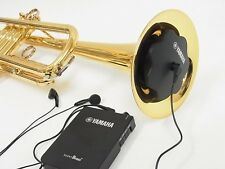YAMAHA SILENT Brass SB7X Pickup Mute & Personal Studio for Trumpet & Cornet F/S