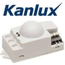 Microwave Radar Motion Sensor Detetor Occupancy Presence Ceiling Light Switch UK