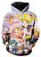 MenWomen-3D-Print-Anime-Sailor-Moon-Casual-Hoodie-Sweatshirt-Jacket-Pullover-Top miniature 19