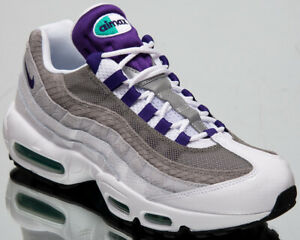 Details about Nike Air Max 95 LV8 Grape Snakeskin Mens Casual Lifestyle Sneakers AO2450 101