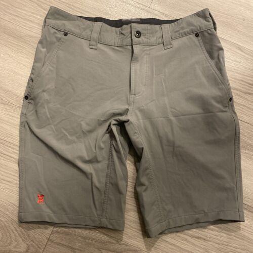 Chrome Industries Gray Folsom Cycling Bike Shorts